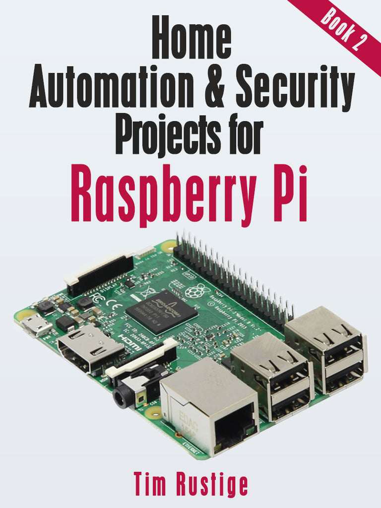 raspberry pi 3 home automation projects pdf