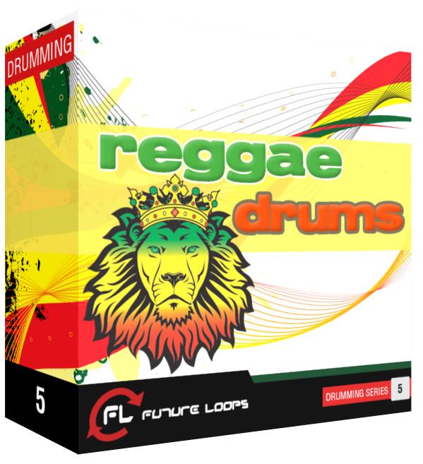 reggae drum sample pack