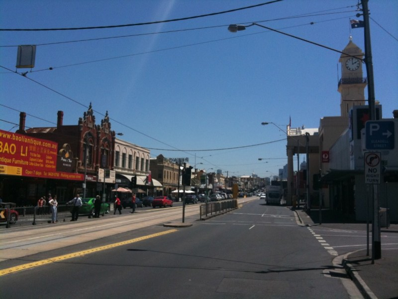 richmond melbourne guide