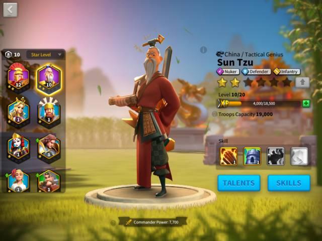 rise of civilization commander guide