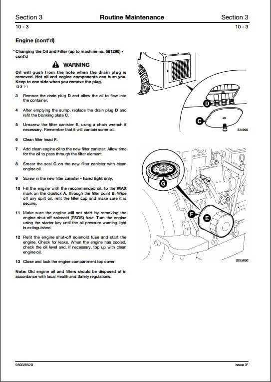 robot coupe repair manual