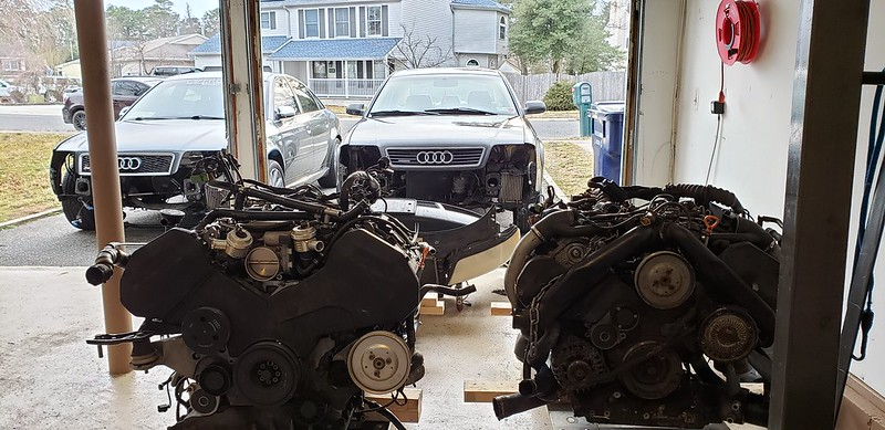rs6 manual swap