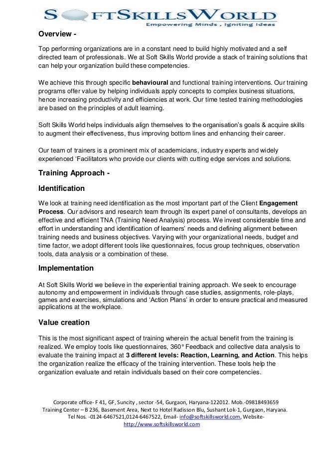 sample of business communication plan