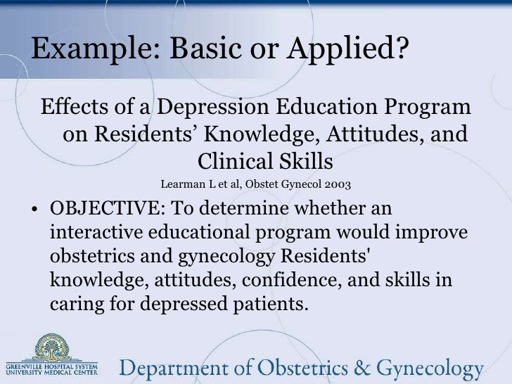 sample of research questions on applied health