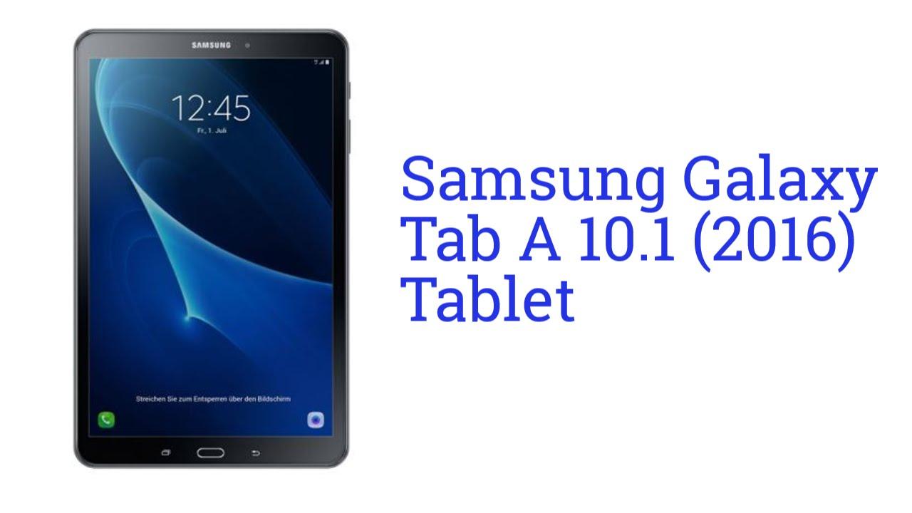 samsung galaxy tab a 10.1 manual