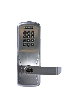 schlage electronic lock manual