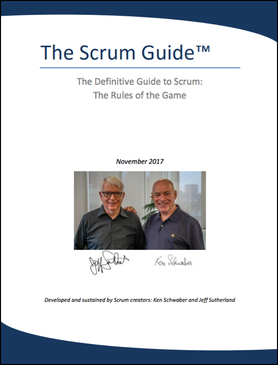 scrum guide download