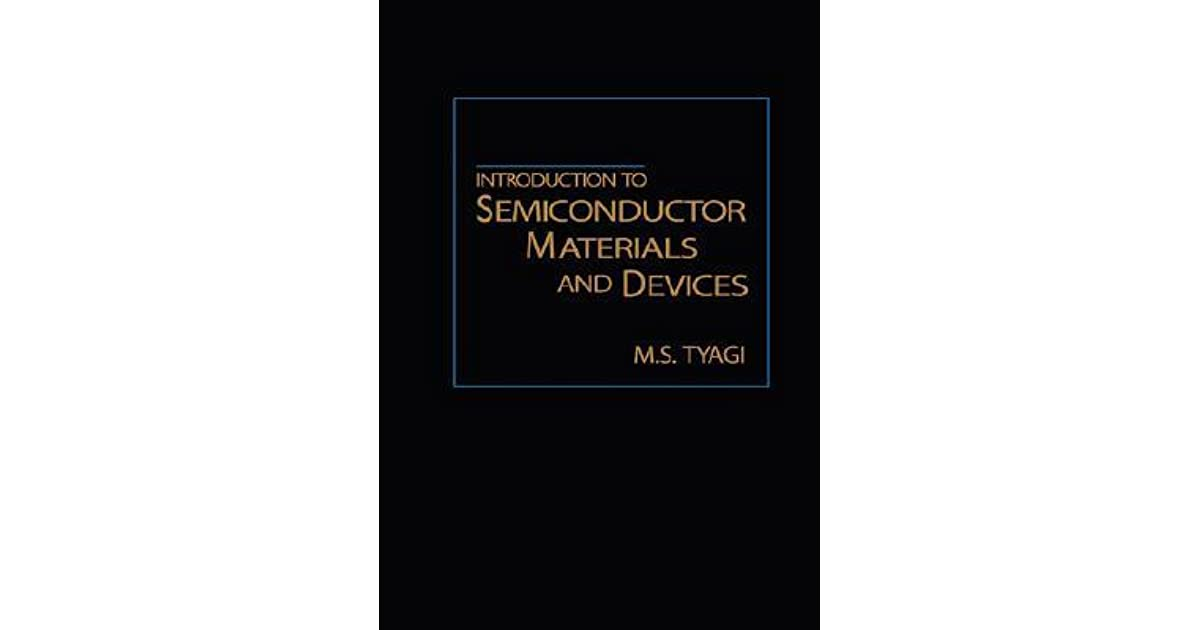 semiconductor materials pdf