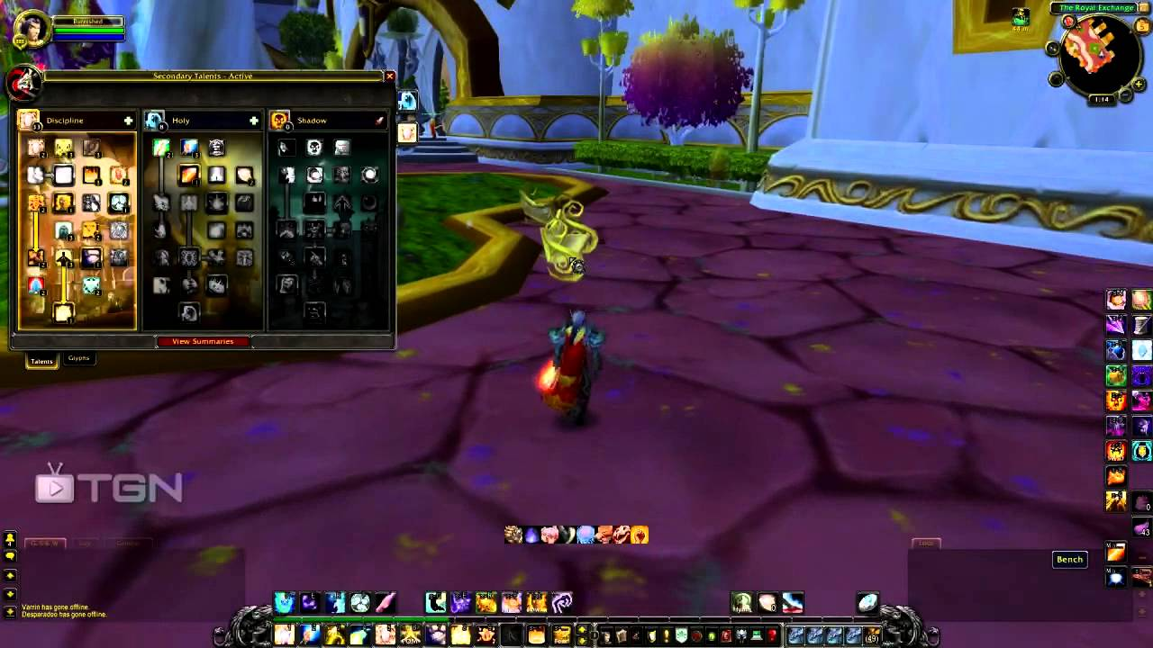 shadow priest guide 3.3 5