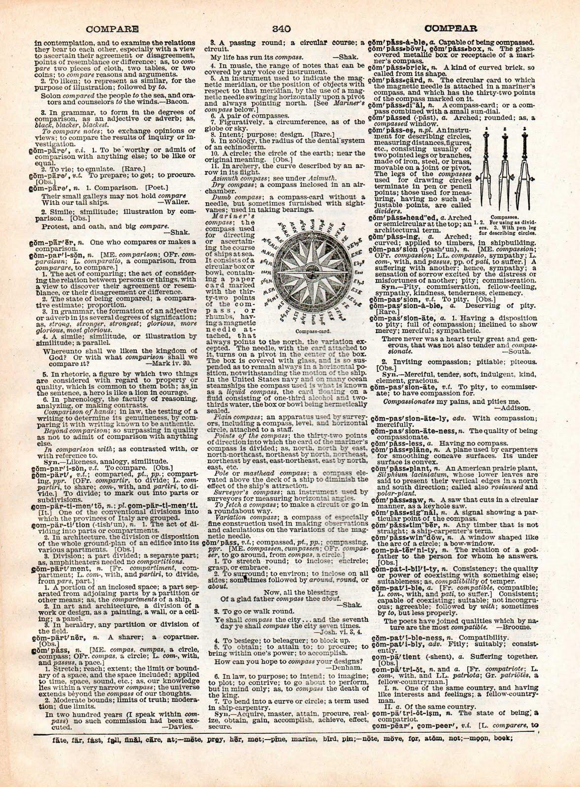 single dictionary