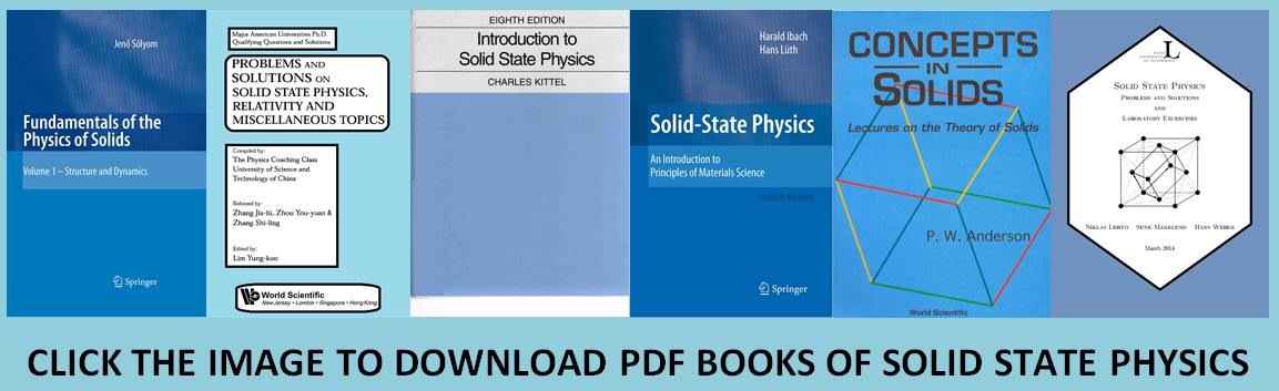 solid state physics ibach luth pdf free download
