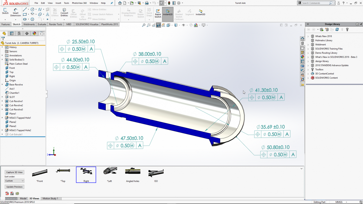 solidworks manual