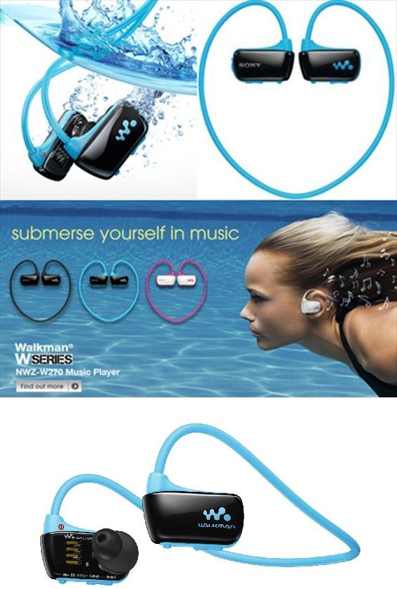 sony waterproof mp3 player instructions