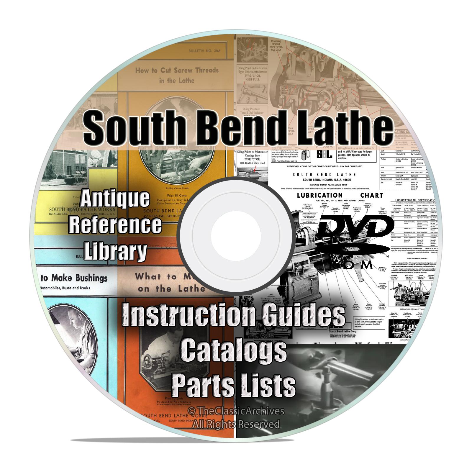 south bend lathe manual