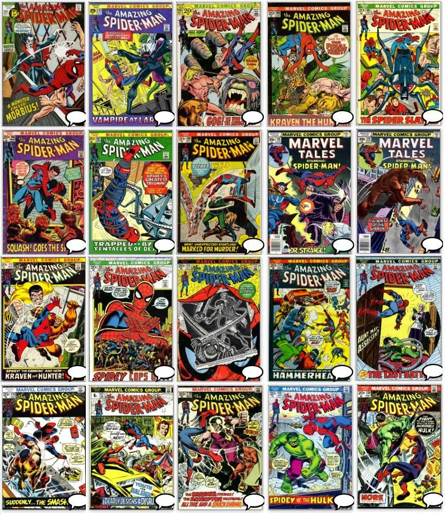 spider man comics pdf