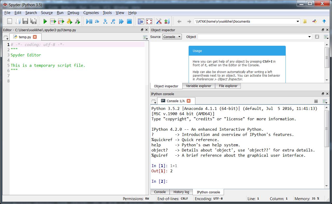 spyder python documentation pdf