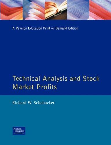 stock market analysis books pdf