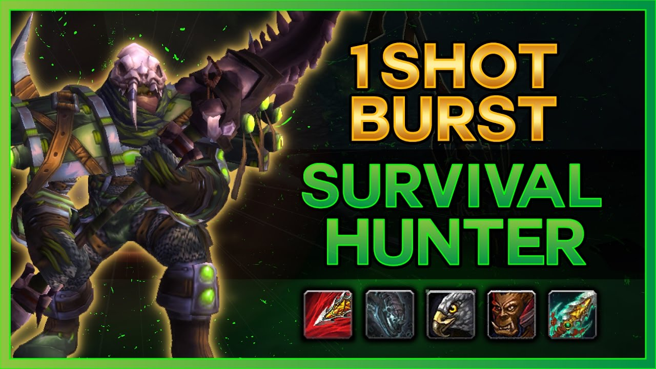 survival hunter guide