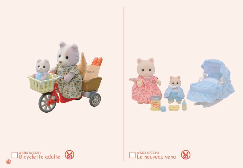 sylvanian families catalogue pdf
