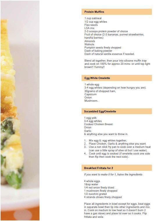 the blake diet pdf