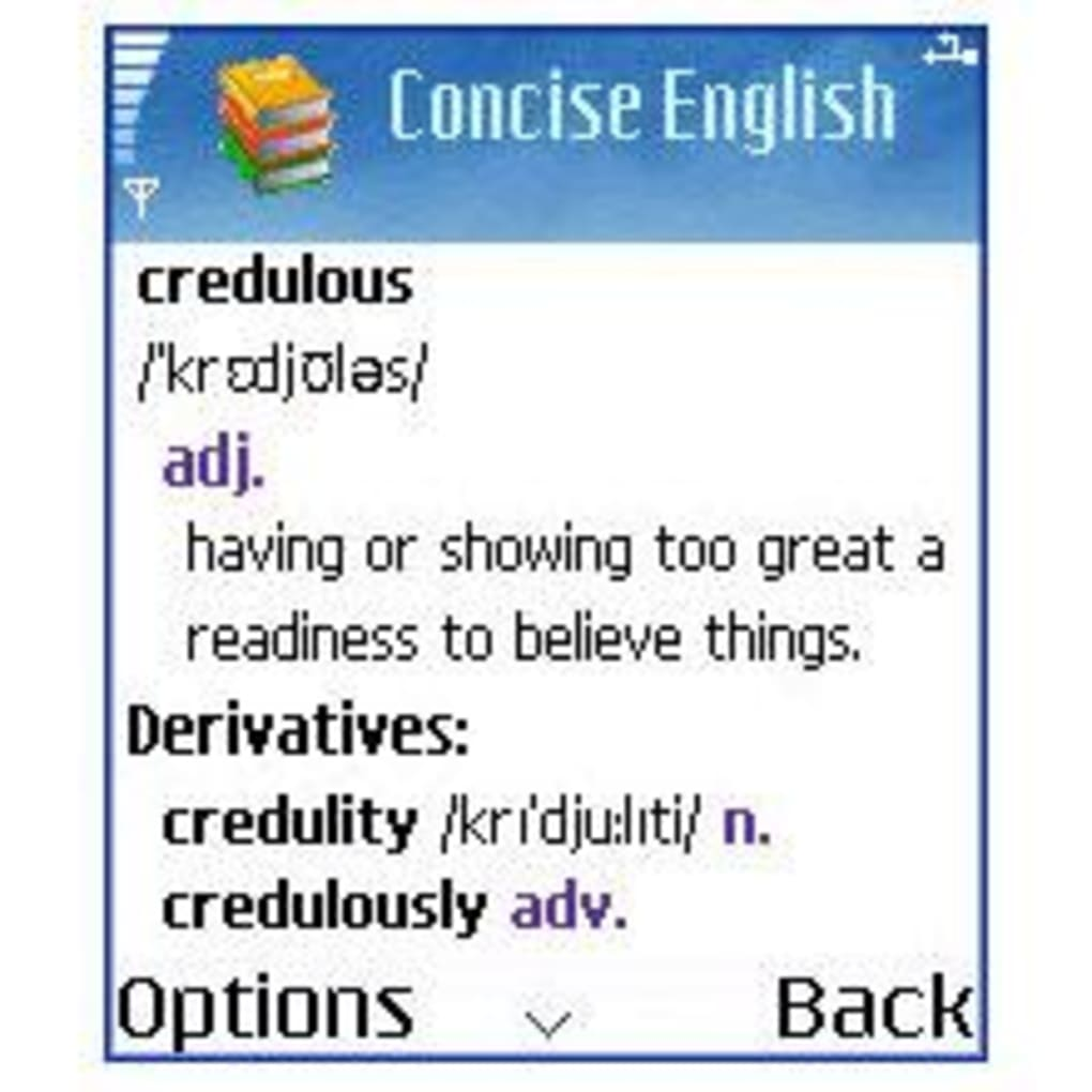 the concise oxford english dictionary