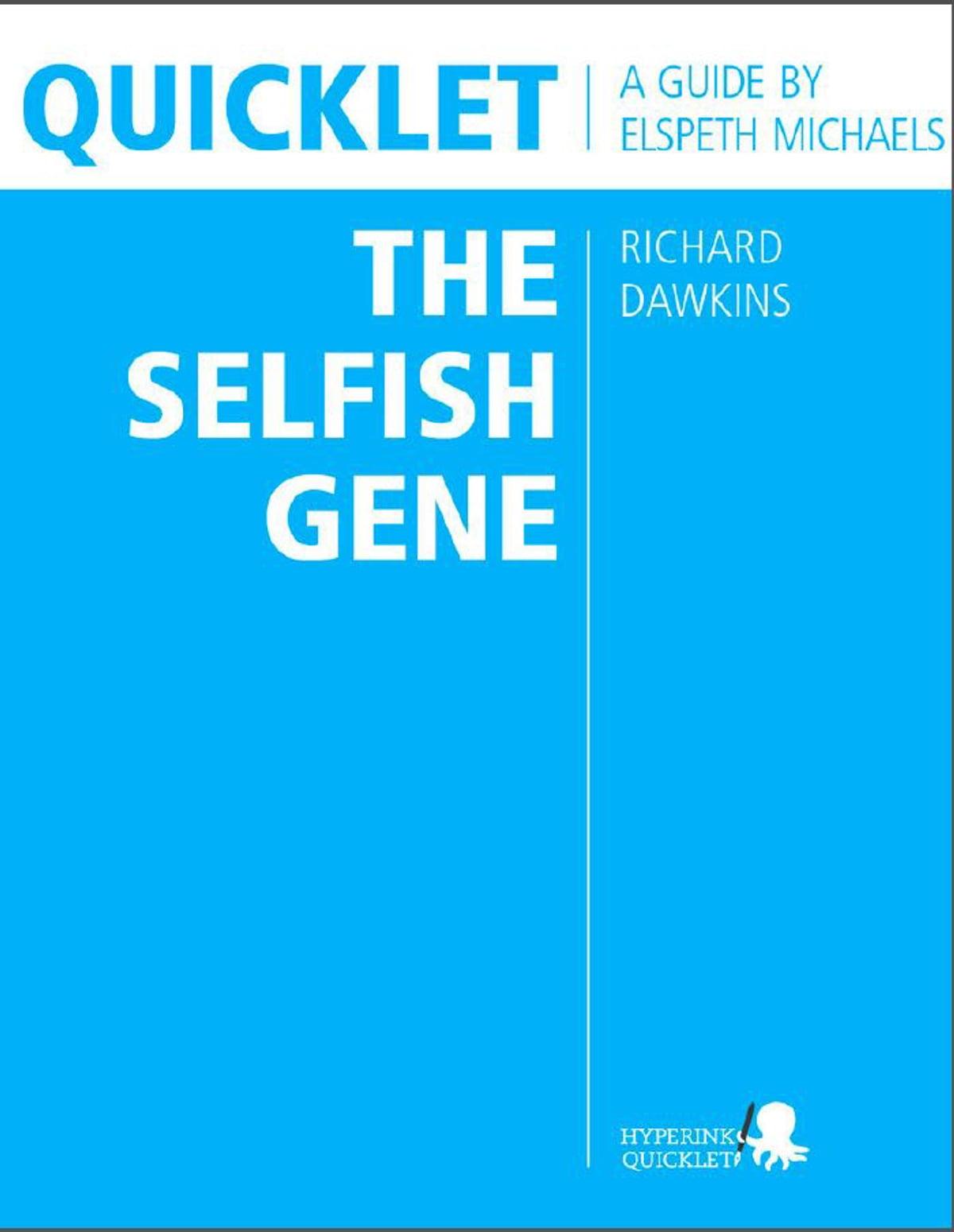 the selfish gene summary pdf