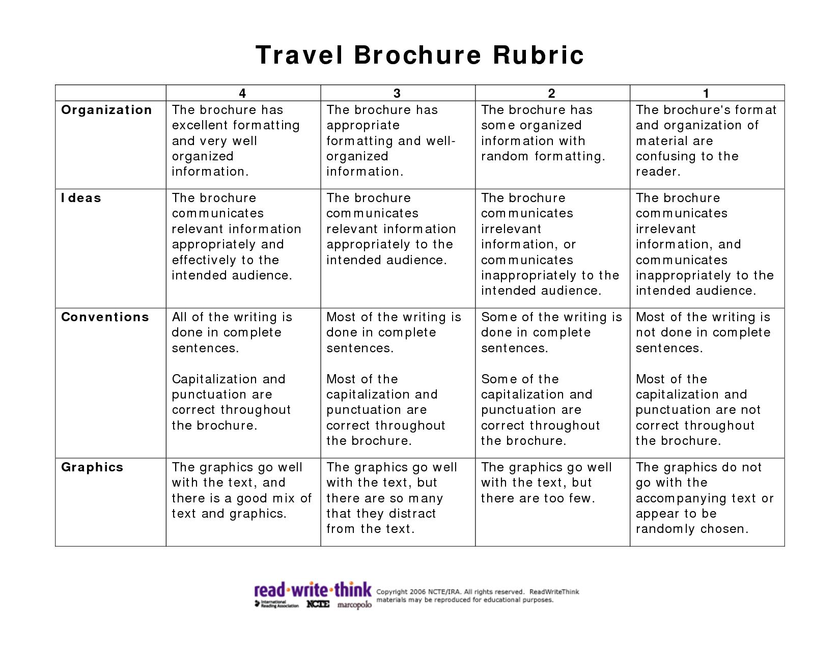travel brochure pdf