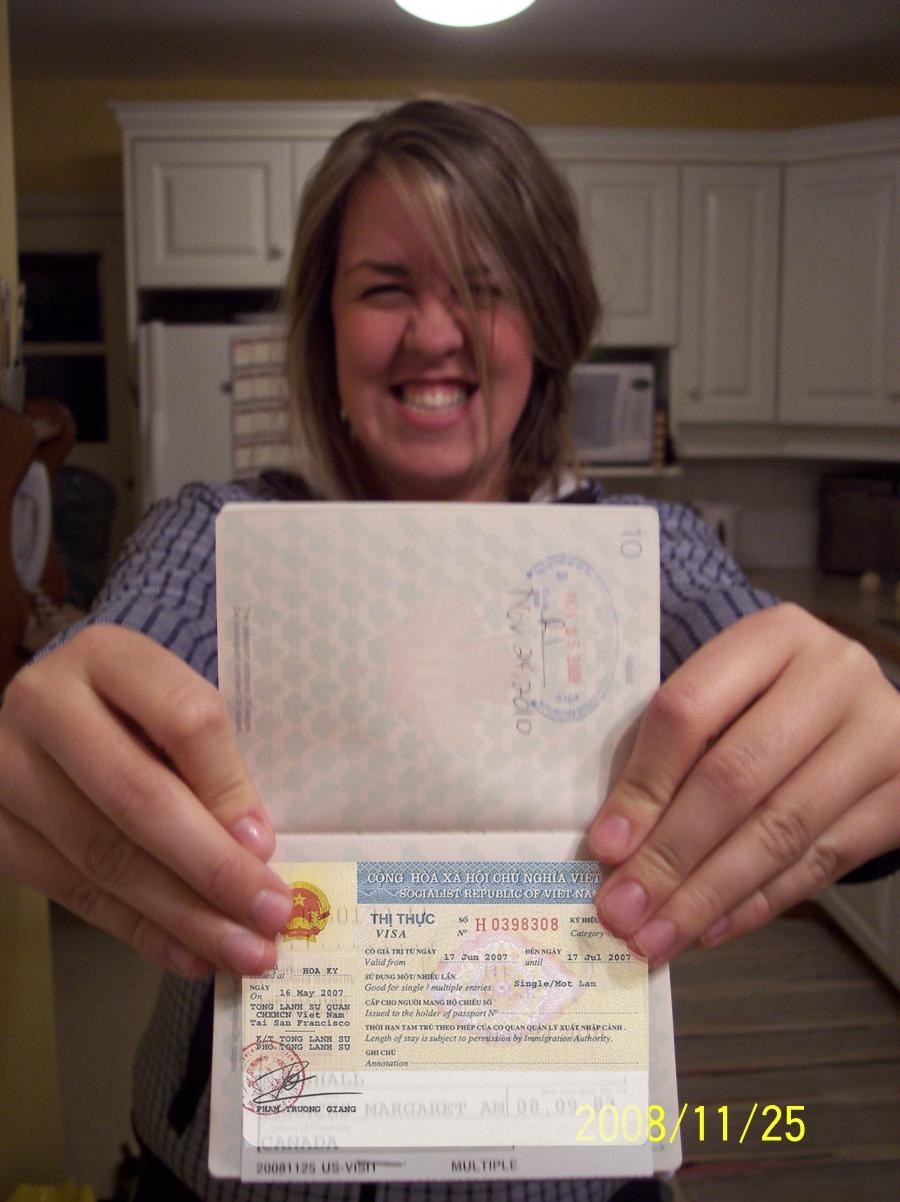 travelling companion portion of australian visa application