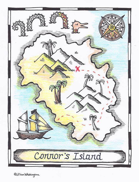 treasure map pdf
