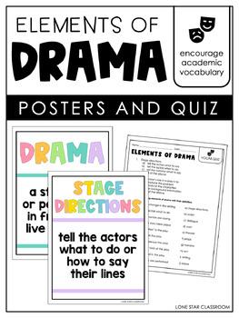 types of drama pdf
