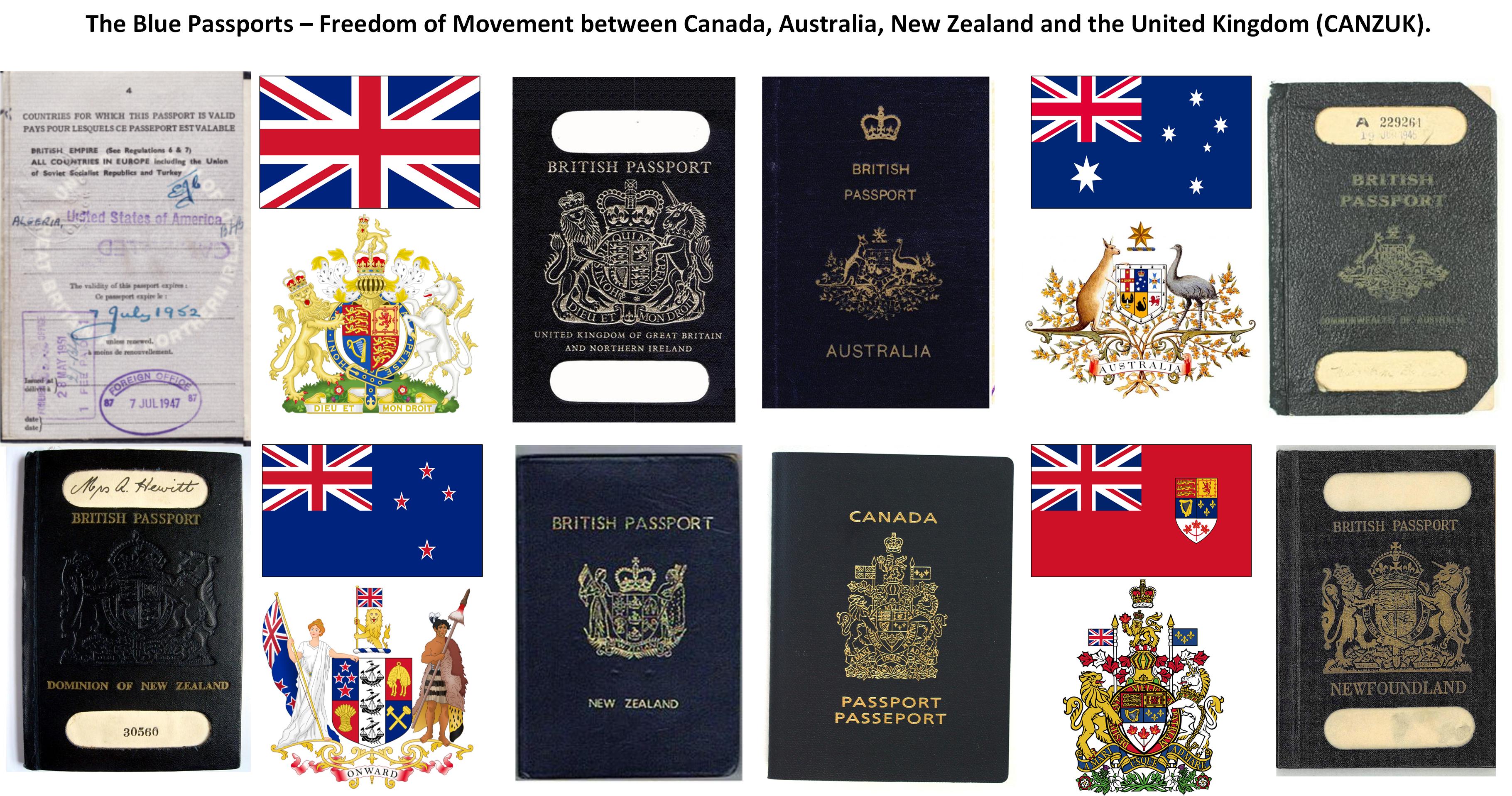 uk passport application from new zealand