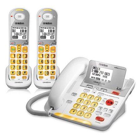 uniden dect 6.0 corded phone manual