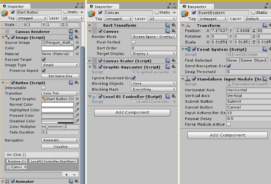 unity 5 application loadlevel