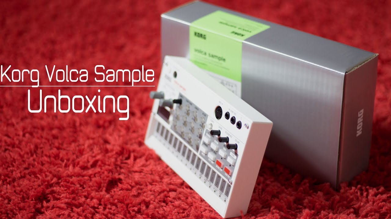 volca sample sample pack
