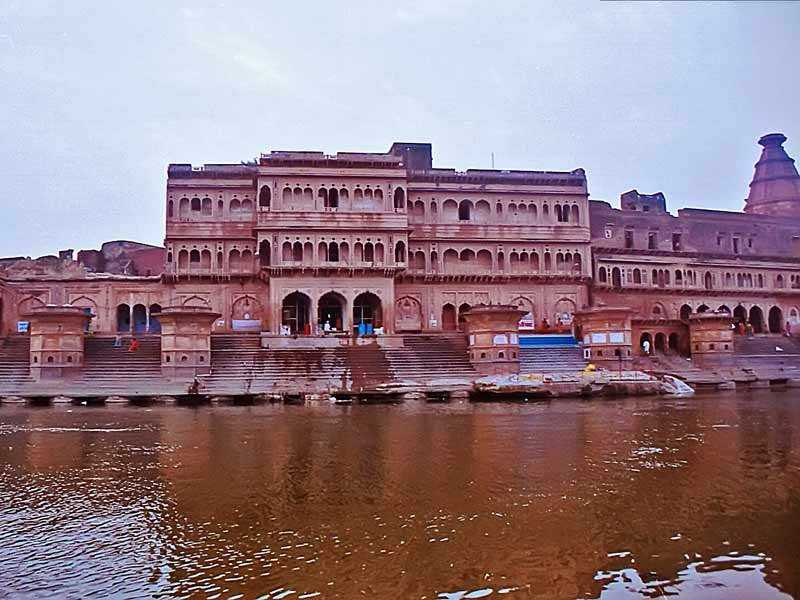 vrindavan travel guide
