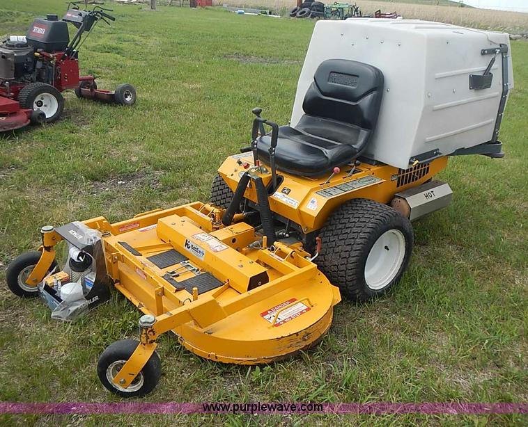 walker mower manual