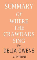 where the crawdads sing pdf free