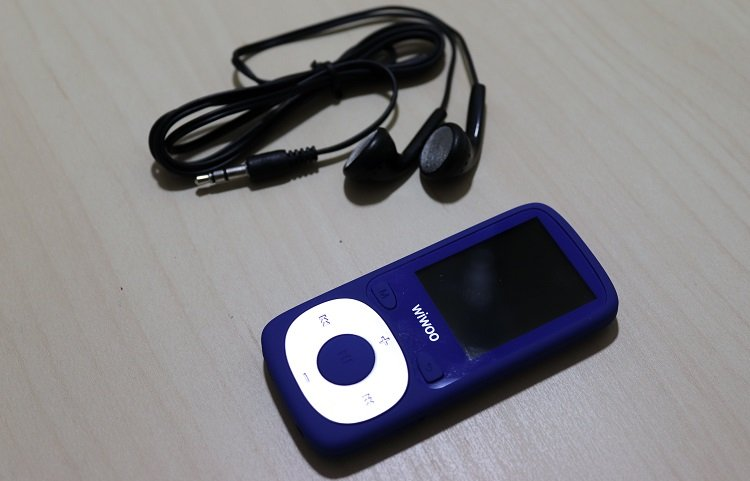 wiwoo mp3 player instructions