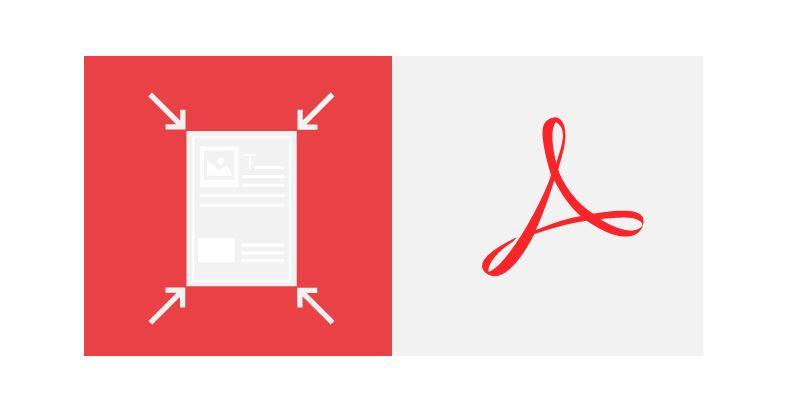 zmenšení pdf